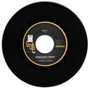 Monkey Jhayam - Serious Thing / Dub Thing (Link Up) 7""
